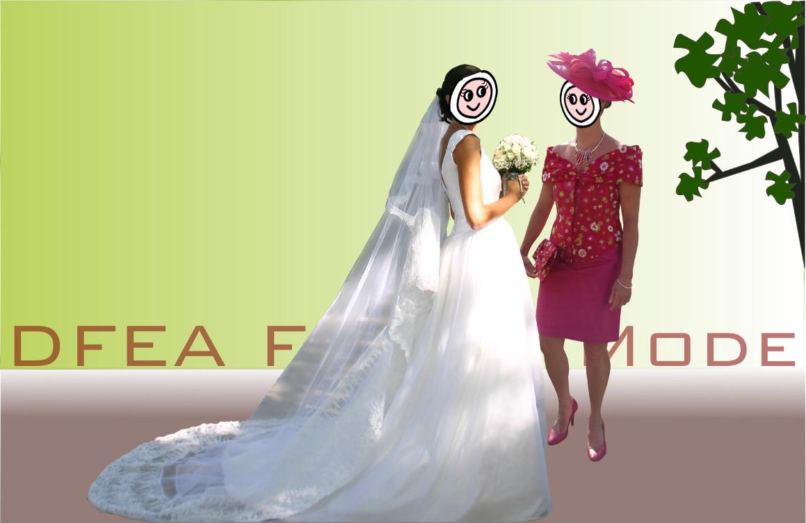PrésentationcollectionDFEA Mariée